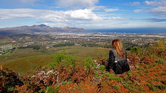 View over Strand-Gordons Bay (Campingandhiking) Tags: picnic hike strandview gordonsbayview helderberghikingtrail helderbergnaturerrserve
