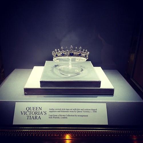 #AntiqueShowNYC #antiqueshow #QueenVictoria #Tiara
