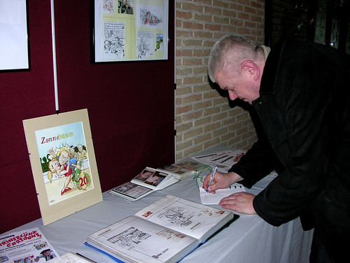 Tento Cartoons Elie Prins © Antheunis Jacqueline