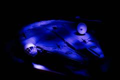 what a piece of junk (timp37) Tags: star junk ship millennium falcon wars