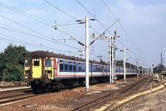 British Rail 309617 - Marks Tey (Neil Pulling) Tags: emu essex britishrail greateastern networksoutheast markstey class309 clactonunit 309617 gemainline