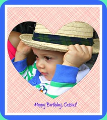 Happy Birthday Cassius! (Trinimusic2008 - stay blessed) Tags: birthday family blue boy vacation sun holiday beach nature hat thanks sand skies january warmth sunny grandson happybirthday bahamas gratitude cassius 2013 happyvalentinesday trinimusic2008 judymeikle