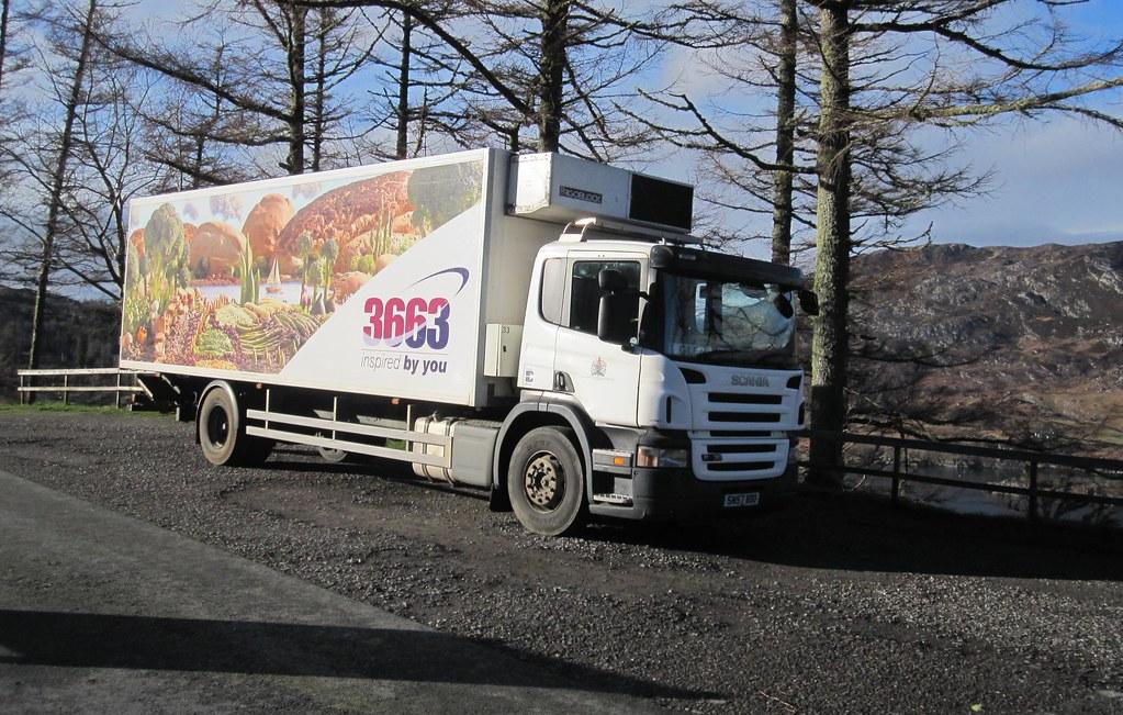 Farm Food Delivery Edinburgh