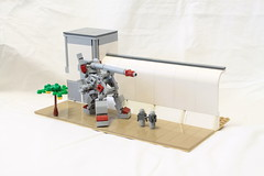 Mobile Frame Anthology: DIES-3L (Roboslob92) Tags: robot lego gaming mecha mech mobileframe mobileframezero mobileframezerorapidattack