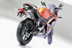 Sporty Design (NA.dir) Tags: auto show nikon expo motorcycles bikes hero motor tamron vc f28 hx 2014 greaternoida 250r 1750mm d3100 motocorp 12thautoexpo