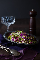 Red Cabbage Salad 1 (Yelena Strokin) Tags: more