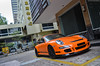 Track Material (BLACKFOXPHOTOGRAPHY) Tags: orange sexy cars colors speed singapore track traffic extreme trouble exotic porsche stunning supercar supercars combo blackfoxphotography exoticars alexpenfold effspot v12khan sathyamelvani