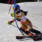 Mikayla Martin, 2014 Keurig Cup Spring Series Slalom at Grouse PHOTO CREDIT: Derek Trussler