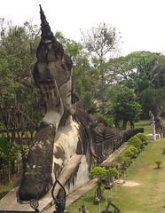 VIANG CHAN VENTIANE BUDDHA PARK XIENG KHUAN (patrick555666751 THANKS FOR 6 000 000 VIEWS) Tags: park asie asia lao laos buddha xieng khuan viang chan ventiane patrick roger patrickroger patrick555666751 patrick55566675
