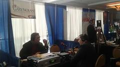 Joe Kaufman interviewed by The Gary Nolan Show.