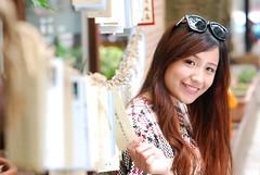 2014 @ () Tags: portrait girl female model highheels outdoor taiwan taipei   tamron  2014   hebbe  a007