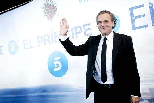 """José Coronado en la premiere de """"El Príncipe"""""""