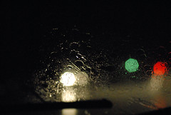 a la recherche d'un restaurant, Herculanum (stridli) Tags: italy rain vacances nightshot pluie italie