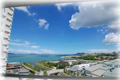 View from my balcony (Micartttt) Tags: georgetown malaysia penang flickrestrellas micarttttworldphotographyawards micartttt