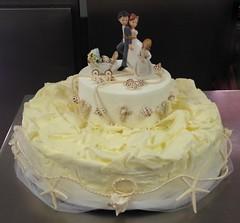 WEDDING CAKE TEMA MARE