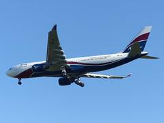 A330 5N-JIC (wembleybob) Tags: heathrow airbus a330 lhr egll arikair 5njic