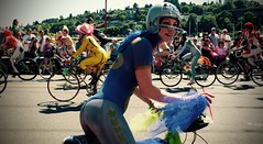 Solstice Parade (Little Black Box) Tags: seattle bike naked ride fremont parade solstice nakedbikeride