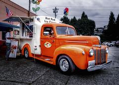 Hot Rod Ice Cream