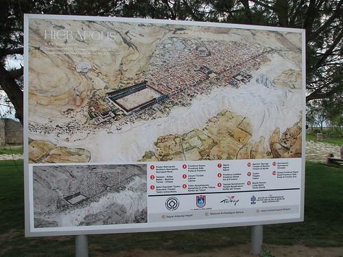 Hierapolis, Pamukkale, Holiday @ Alanya,Turkey, Apr 2008