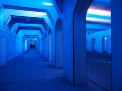 Color Tunnel (Raccoon Photo) Tags: friends birmingham bars nashville space south neworleans funtime alabama roadtrip frenchquarter shuttle louisville hotels nola dirtysouth southbound 2015 nolaroadtrip nolaroadtrip2015