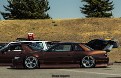 State Line Drift (Clean Imports) Tags: nw northwest pnw dropped drifting drift slammed stance driftcar fitment stanced