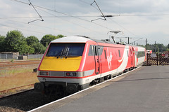 91129-DT-16072015-1 (RailwayScene) Tags: darlington eastcoast virgintrains vtec class91 intercity225 91129 91029