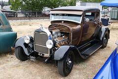 ModelA Ford (bballchico) Tags: modela ford coupe goodguys misfitsrc 206 washingtonstate misfitsrodkustomjunkies