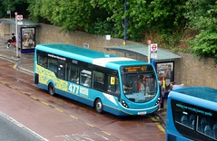 Blackbeard of Kent (bobsmithgl100) Tags: bus kent df wright dartford homegardens gzg streetlite 4222 arrivakentthameside kx12 kx12gzg