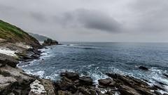 Acantilados de Tereñes - III (Julián Martín Jimeno) Tags: españa costa mar nikon natural asturias paraiso cantabrico acantilados asturiana 2015 tereñes d5100