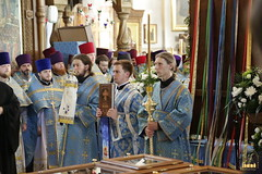 112. The Commemoration of the Svyatogorsk icon of the Mother of God / Празднование Святогорской иконы Божией Матери