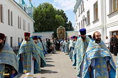 190. The Commemoration of the Svyatogorsk icon of the Mother of God / Празднование Святогорской иконы Божией Матери