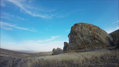 Selby Rock Timelapse (matt knoth) Tags: clouds sacredspace chumash