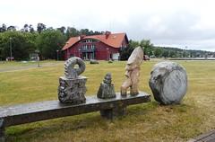 Joudkrante (kirstenreich) Tags: kunst steine figuren litauen skulpturen juodkrante