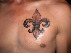 Chest (Ontario_BWO) Tags: tattoo tattoos body art