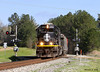 IC 1024 @ Beauregard, MS (Michael Polk) Tags: illinois central sd70 canadian national sd60 ptc positive train control test ic cn mccomb district beauregard mississippi ms