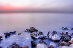 Beautiful Beach (N design) Tags: landscapes sunrise seascape longexposure