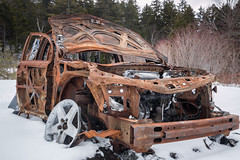 Wasting Away (Wen879) Tags: abandoned canon70d rustycar sigma1020mmf456 upperhammondsplains novascotia canada