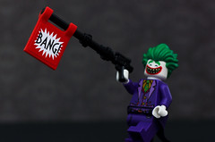 April Fool (thereeljames) Tags: aprilfools joker batman lego legophotography legopics legos legobatman dc dccomics funny fun humor