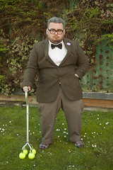 April 4th 2017 - Project 365 (Richard Amor Allan) Tags: disney cosplay up carlfredericksen walkingstick oldman project365