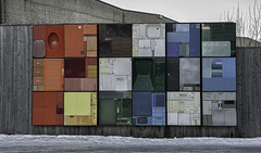 Rubiks Kurve (klevsand) Tags: rubiks kurve svartlamon trondheim art michael johansson