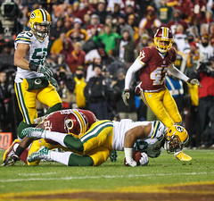 2016 Redskins-Packers (16) (maskirovka77) Tags: 4224 aaronrodgers dc fedexfield greenbay jamesoncrowder kirkcousins packers pierregarcon redskins robertkelley washington
