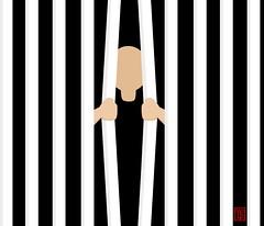 Le lotte non si processano! (Yelena Maria Drinkie) Tags: lotta autonomia politica repressione illustrazionedigitale illustrazione illustration digitalillustration