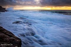 Morning wave (jongsoolee5610) Tags: seascape maroubra sydney australia sydneyseascape wave sea sunrise sydneysunrise