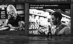2017_79 (Chilanga Cement) Tags: fuji fujix100t fujix100f fujix100s fujixt1 x100t xseries x100s x100 x100f bw blackandwhite street streetphotography monochrome pavement sidewalk advertising shopping walking candid