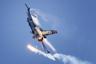 Lockheed Martin F-16 C Fighting Falcon | Turkish Air Force