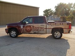 360Roofing_Truck_Wrap (3) (zakschroeder) Tags: 360roofing tylersauerwald ts 2013chevysilverado 2013chevroletsilverado burgundy chevysilverado chevroletsilverado crimson maroon fullwrap truckwrap fulltailgatewrap graphicwrap roofing construction home building residential commerical contrator wood shingles parchmentpaper floorplans curtiselam ce driverside ds passengerside ps tailgate tg flatbed flat bed truck wrap graphic graphx design wrapped vehicle vehiclegraphics vehiclewrap wrapokc wrapokccom gallery