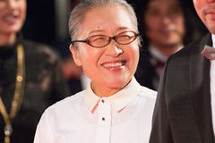 "Motai Masako from ""Hello, Goodbye"" at Opening Ceremony of the Tokyo International Film Festival 2016"