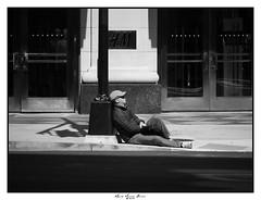 Man in DC (Mario Martin-Alciati) Tags: mono gx85 panasonic noiretblanc blackandwhite bw urban street photography downtown america white black art portrait light city dc washingtondc flickr people new pretty world bnw digital dof noir contrast walk lumix lumixdmc fun adventure grey monochrome
