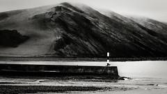 Aberystwyth LX BW (rodriguesfhs) Tags: wales welsh cymru aberystwyth sea water cardigan bay ceredigion cardiganbay