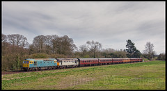 _JM20539 (saltley1212) Tags: crompton 33 class33 330 331 33116 33063 d6535 great central railway woodthorpe loughborough